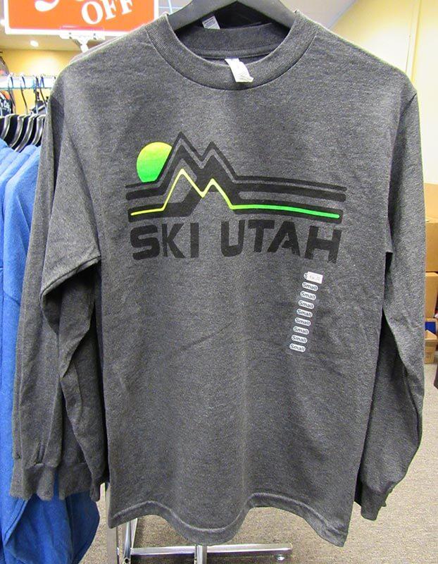 Ski Utah sweatshirt